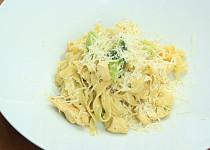 Tagliatelle s brokolicí