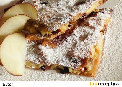 Žid (bramborák s jablky)