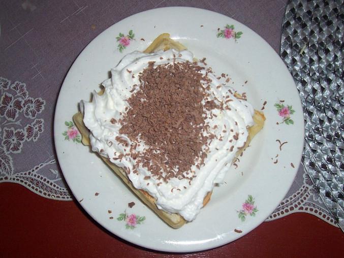 Chutné vafle