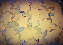Pudinkové hvězdičky