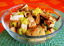 Tofu salát se sezamem