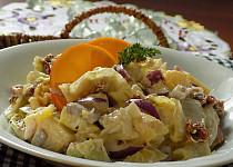 Trochu jiný bramborový salát