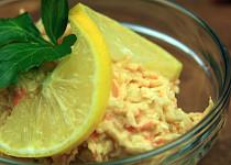 Celerová pomazánka à la humr
