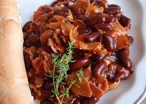 Fazole (nejen) se slaninou