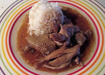 Kuřecí adobo