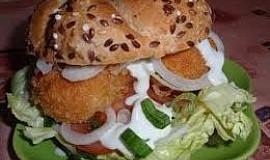 Olomoucký burger