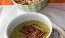 Bazalková polévka