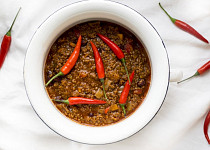 Hot chilli con carne