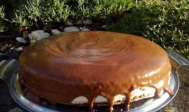 Smetanovo - čokoládový dort