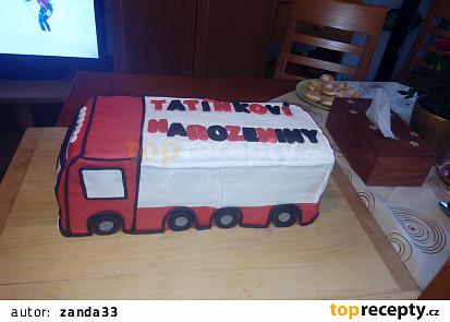 Dort kamion 3D