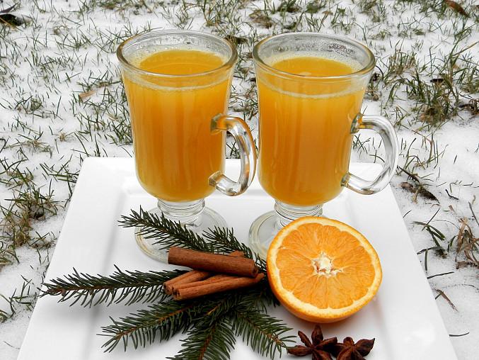 Horký pomeranč, Horký pomeranč