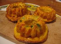 Omeletová bábovka