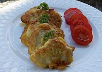 Kuřecí mini řízečky v sýrovém těstíčku