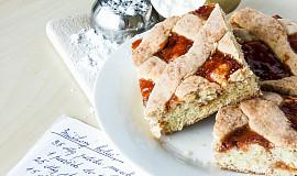 Mřížkový koláč s bramborami