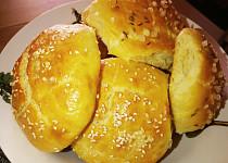 Kynuté bramborové houstičky