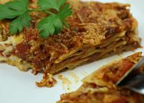 Výborné lasagne