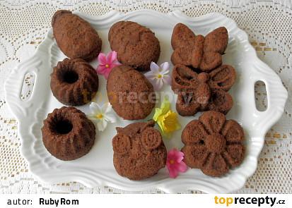 Kakaové buchtičky