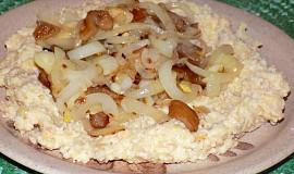 Sójovo-bramborová kaše