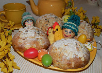 Velikonoční mini mazance