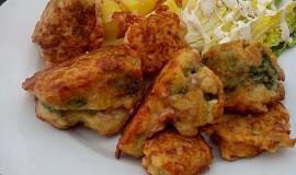 Brokolice / květák v sýrovém těstíčku