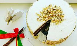 Mrkvový dort (Carrot cake)