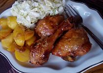 Kuře s brambory z remosky