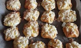 Tvarohové koláčky babičky Boženky