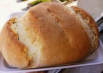 Líný jogurtový chléb