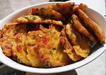 Zeleninové bramboráky