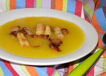 Bramborovo-chřestová polévka