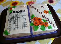 Dort kniha pro milovníka sudoku