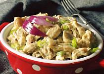 Hlívový salát