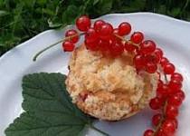Rybízové muffiny / koláč