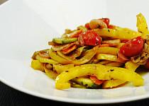 Restovana zelenina