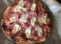 Nejchutnější pizza těsto