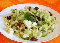 Okurkovo-paprikový salát