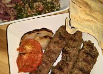 Kefta kebab marocký