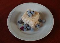 Kokosovo-rýžový nákyp bez mléka a vajec