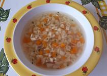 Králičí polévka - pro nejmenší