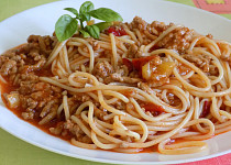 Špagety od maminky