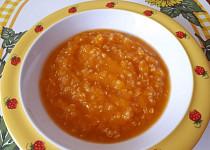 Šťouchaná dýně s quinoou - pro nejmenší