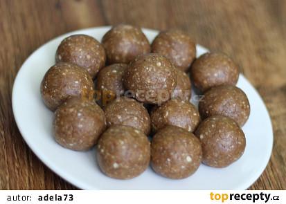 Arašídové kuličky
