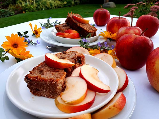 Jablečný dezert
