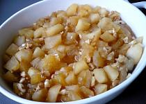 Karamelizované hrušky nebo jablka na cokoliv