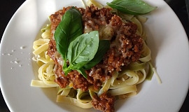 Boloňské špagety à la Silvia
