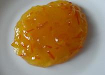 Pomerančová marmeláda - není nahořklá