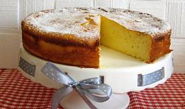 Ricottový koláč bez korpusu