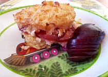 Rýžové mističky se švestkami - pro nejmenší