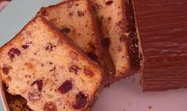 Biskupský chlebíček se sušeným ovocem