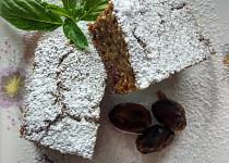 Dýňovo - datlový koláč